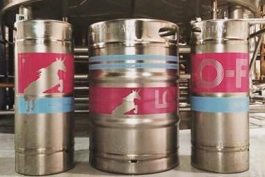 lo-fi brewing kegs charleston beer
