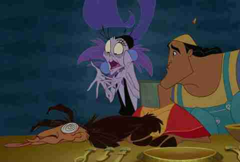 emperor's new groove best animated movies on netflix