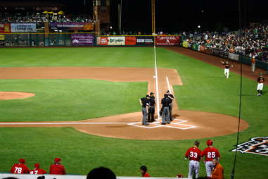 Scottsdale Stadium, San Francisco Giants