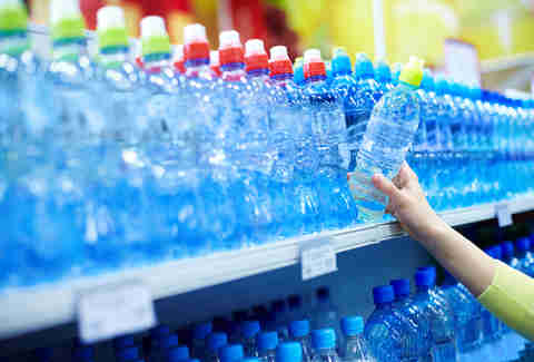 Think Twice Before Buying That Plastic Water Bottle