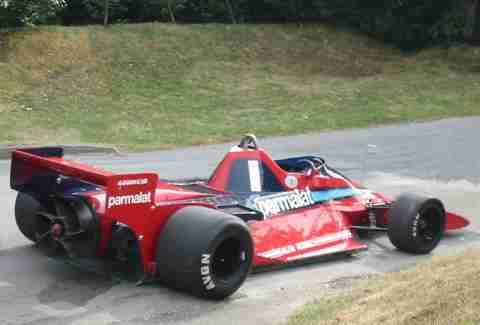 The Brabham BT46