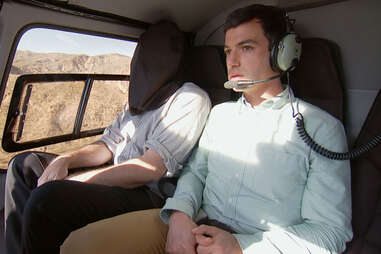 Nathan For You, Nathan Fielder, Helicopter