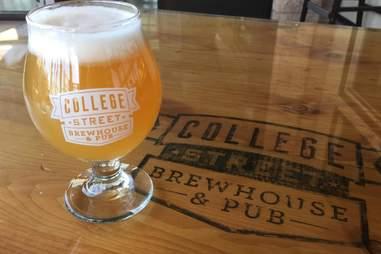 college street brewpub arizona best beer
