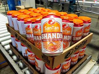 san tan brewing brewery beer arizona