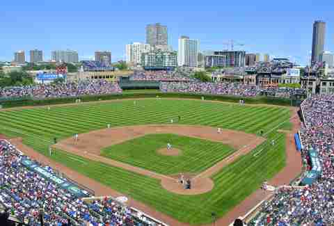 wrigley field baseball stadium best things in chicago