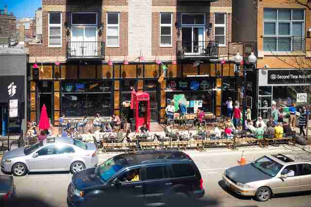 wicker park chicago best bars day drinking