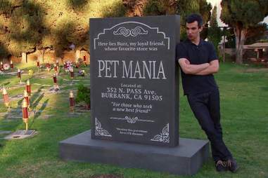 Nathan For You, Nathan Fielder, Pets