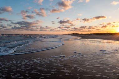 warm water texas gulf coast