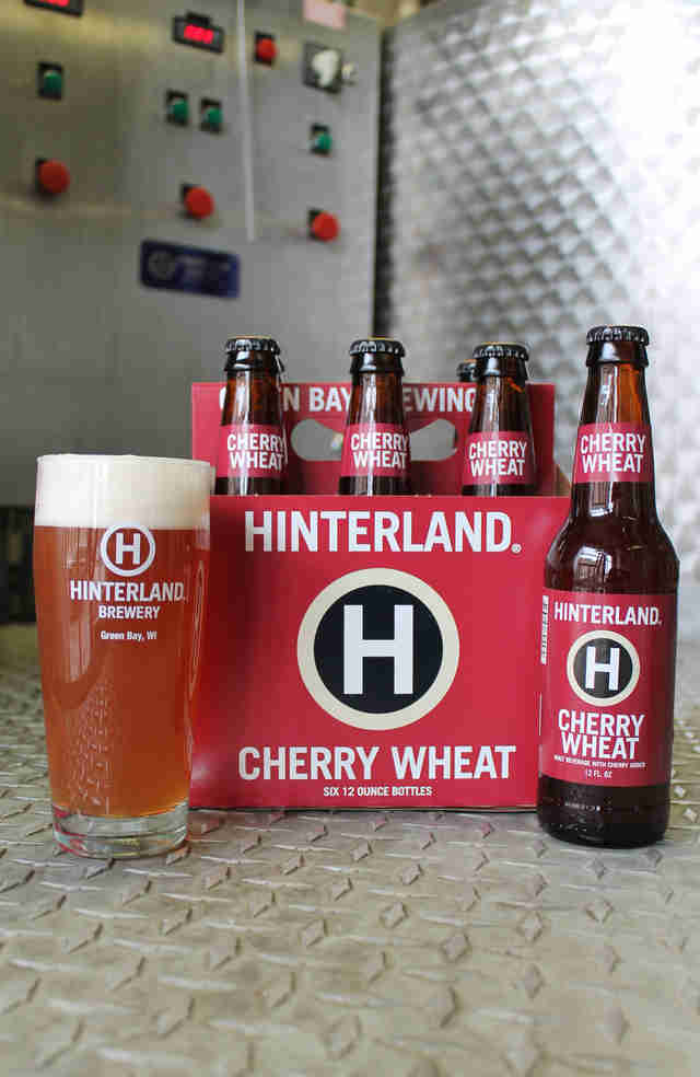 Hinterland Brewery, Cherry Wheat