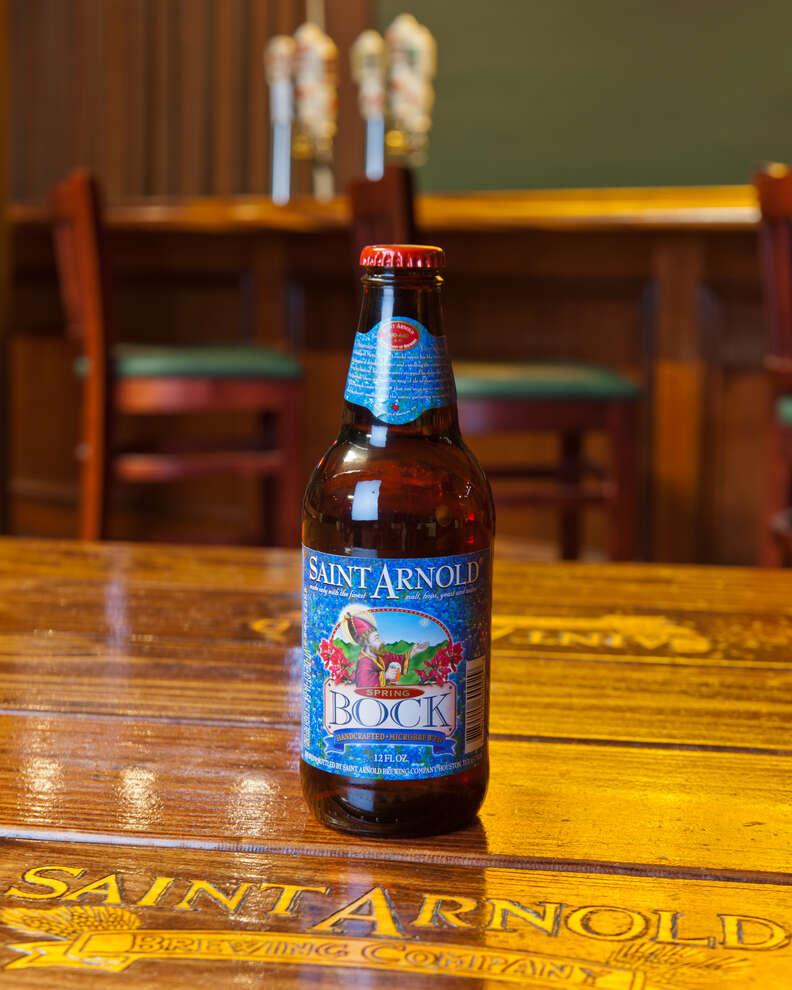 Saint Arnold Brewing Company, Spring Bock