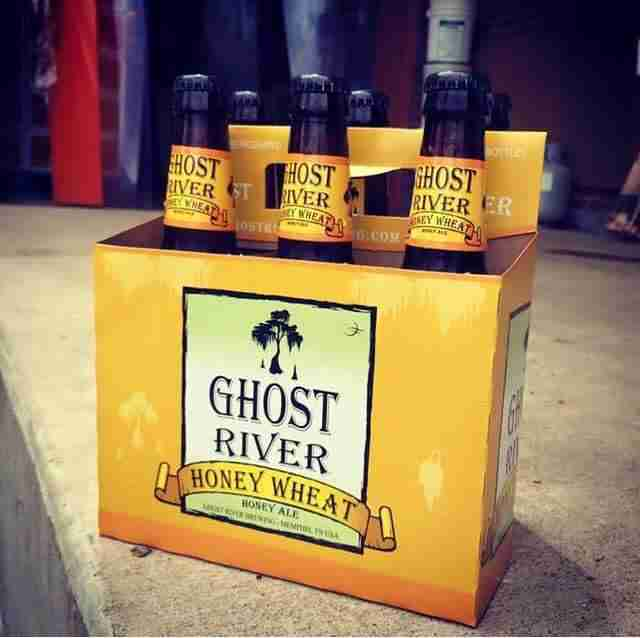 Ghost River Brewing, Honey Wheat