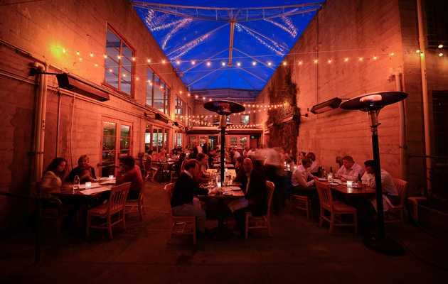 The Best Outdoor Dining and Drinking in San Francisco