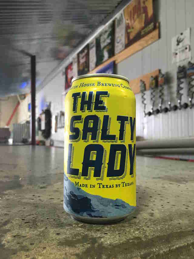 Martin House Brewing Co., Salty Lady