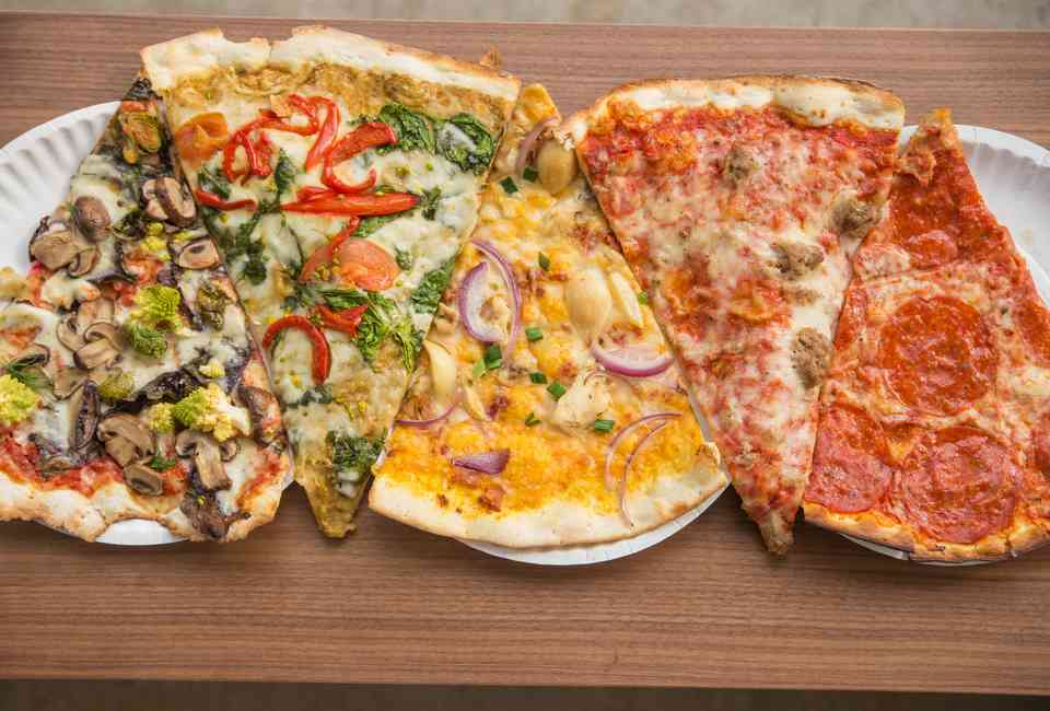 The Definitive Ranking of Every Pizza Topping - Thrillist