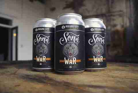 son of war indiana city brewing