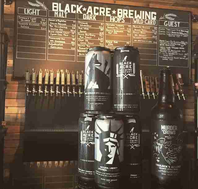 black acre brewing liberty ale