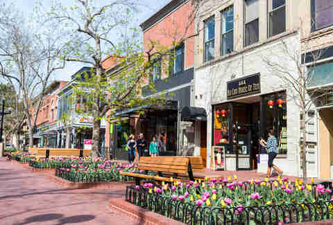boulder colorado downtown