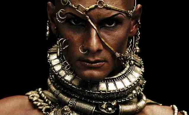 Villain in 300 Movie