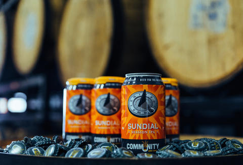 Community Beer Company, Sundial Session IPA