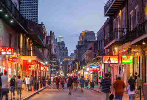 new orleans downtown best nightlife