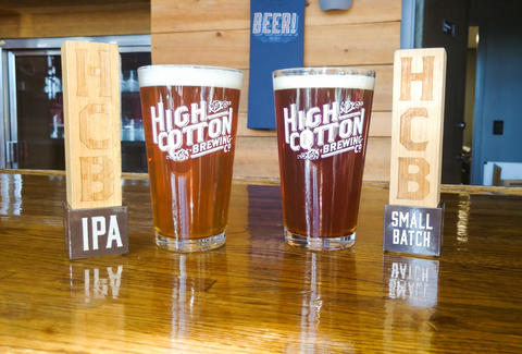 High Cotton Taproom, CTZar, Red ale