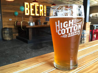 High Cotton Brewing, Beer