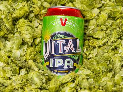 victory vital ipa ale beer philadelphia