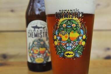 dogfish craft beer romantic chemistry