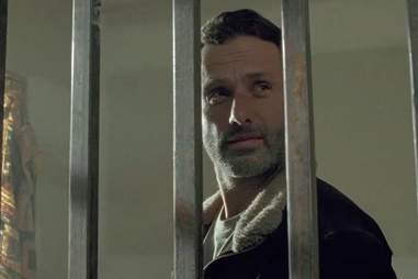 Andrew Lincoln as Rick Grimes AMC The Walking Dead