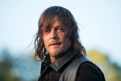 Norman Reedus as Daryl Dixon AMC The Walking Dead