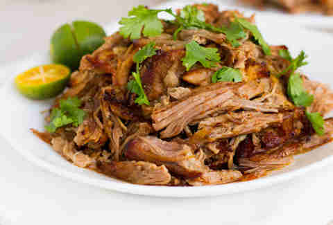 Easy Crockpot Carnitas