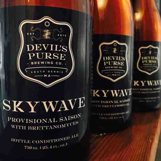 devil's purse brewing skywave boston