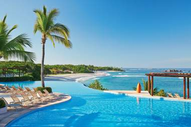 Pool at Four Seasons Punta Mita