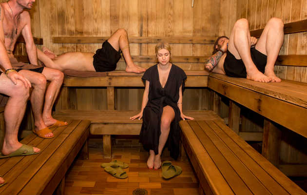 Inside the Russian & Turkish Baths, the East Village's Best Worst-Kept Secret