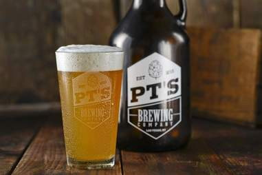 PT's Brewing Company Seison