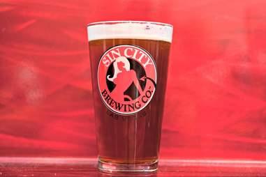 Sin City Brewing Co. Spring Bock