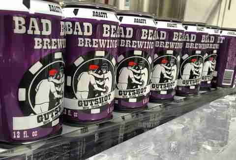 Bad Beat Brewing Gutshot