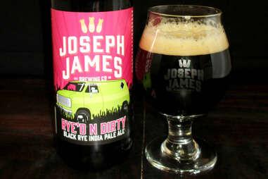Joseph James Brewing Co. Rye'd N Dirty