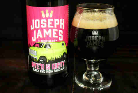 Joseph James Brewing Co. Rye'd N Dirty