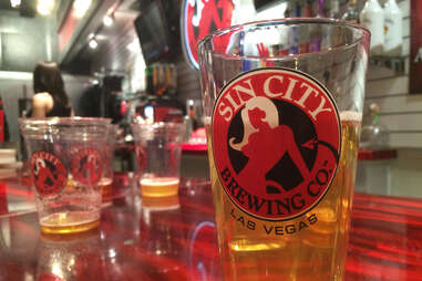 Sin City Brewing Co. Extra Pale Ale