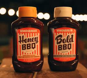 whataburger sauces from h-e-b grocery store