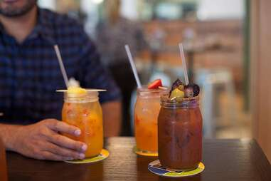 3009 restaurant inside heb grocery cocktails