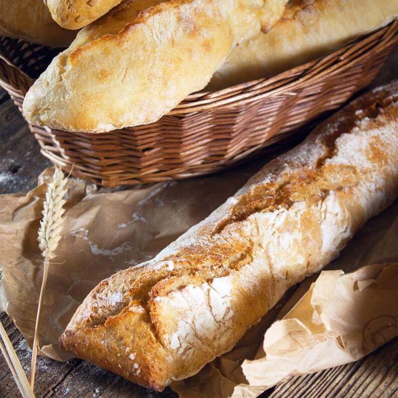 baked goods bread bakery central market