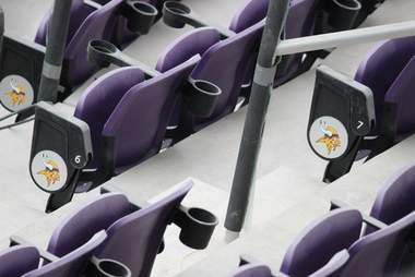US Bank Stadium, Minnesota Vikings stadium
