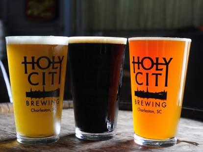 holy city brewing charleston craft beer