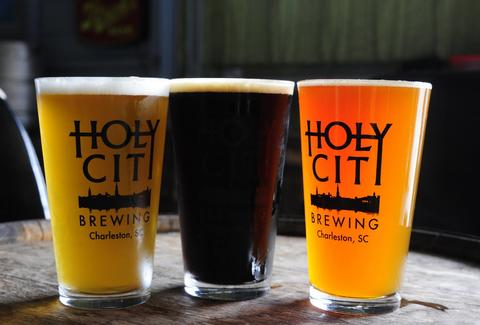 holy city brewing charleston craft beer