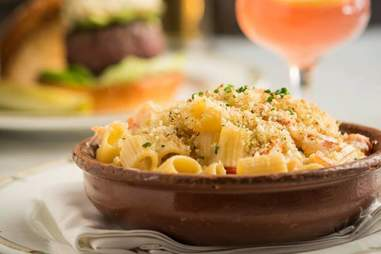 Village Whiskey Philadelphia Lobster Mac and Cheese