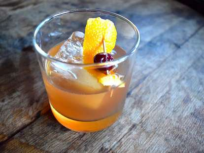 whiskey cocktail best bars san francisco