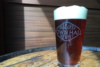 Minneapolis Town Hall Brewery, Minneapolis beer