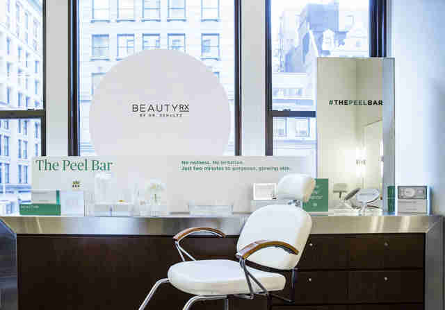 BeautyRx Peel Bar, Butterfly Studio Salon, Dr. Schultz